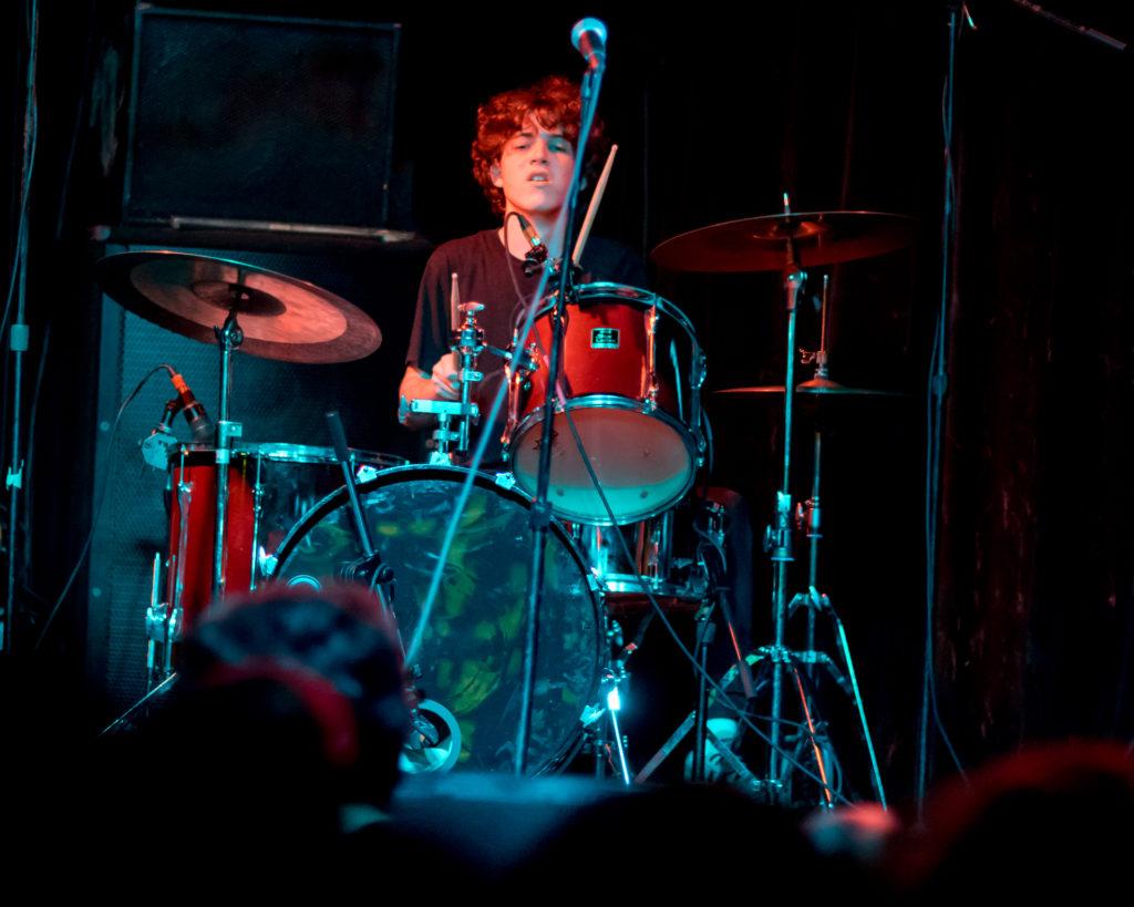 Derek Spellman - Drummer for The Problem
