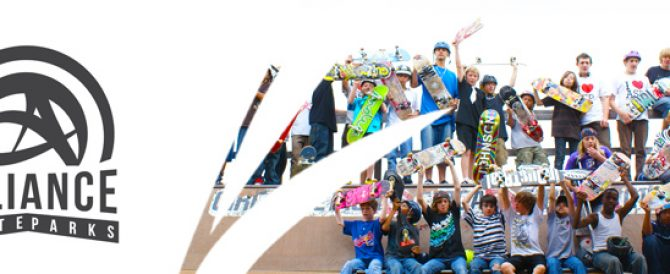 June Buzz - The Problem rocks Alliance Skate Park June 11 2016